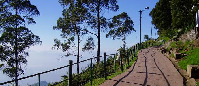 Kodaikanal Lake View